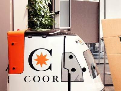 Advance cleaning robot | Coor