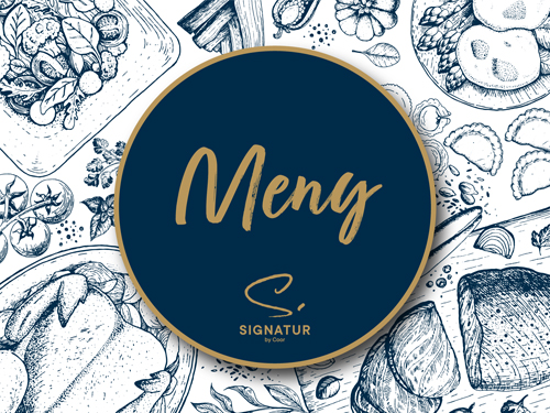 Meny | Signature by Coor